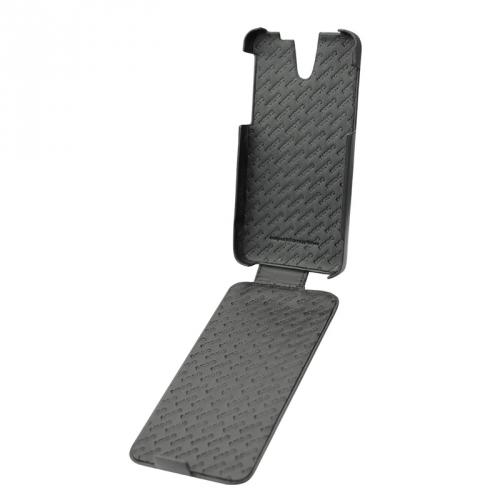 Housse cuir HTC Desire 610