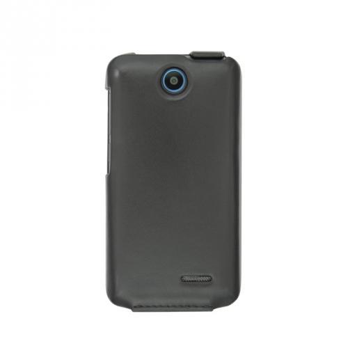 Housse cuir HTC Desire 310