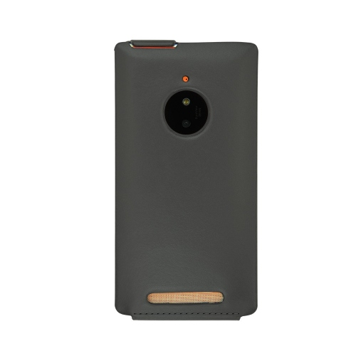 Capa em pele Nokia Lumia 830