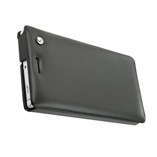 Funda de piel Nokia Lumia 830