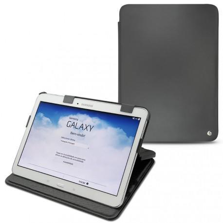 Samsung sm t535 galaxy tab 4 10 1 leather case for Housse archos 101
