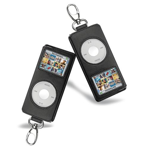 Housses coques et tuis apple ipod nano g2 en cuir noreve for Housse ipod nano