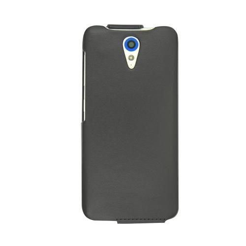 Housse cuir HTC Desire 620