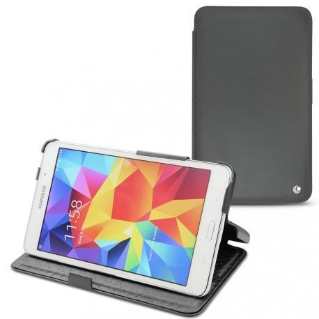 Samsung sm t230 galaxy tab 4 7 0 leather case for Housse galaxy tab e
