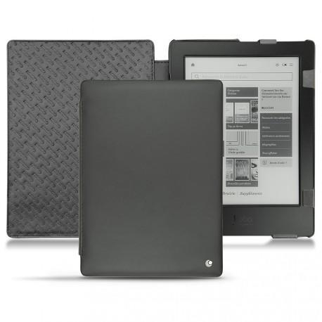 Kobo aura h2o leather case for Housse kobo aura h2o edition 2