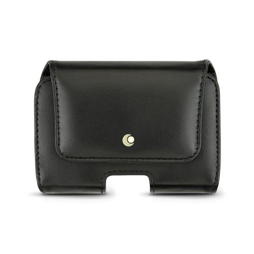 Housse cuir universelle XL pour appareils photos  - Noir ( Nappa - Black )