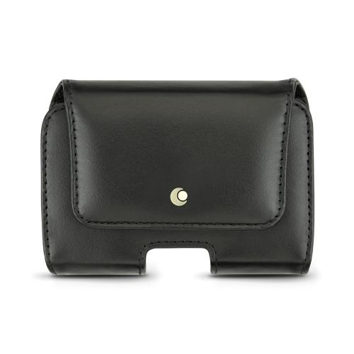 Housse cuir universelle XXL pour appareils photos  - Noir ( Nappa - Black )
