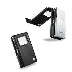 Etui cuir Estarlabs Monolith Premium MX7000  - Noir ( Nappa - Black )
