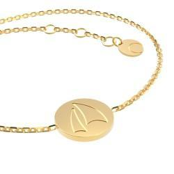 Bracelet en or pour enfant