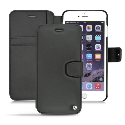 硬质真皮保护套 Apple iPhone 6S - Noir ( Nappa - Black )