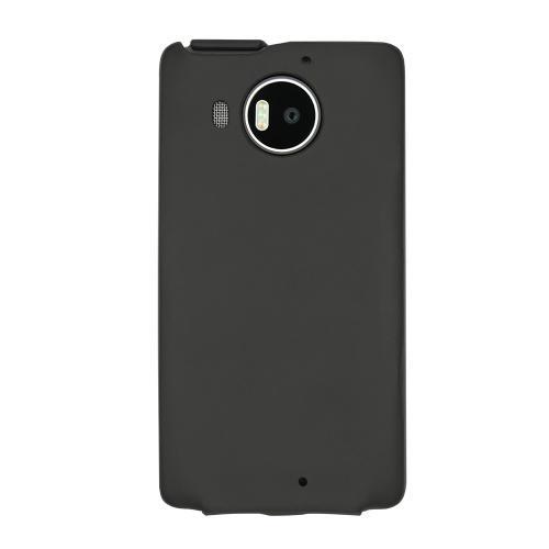 Lederschutzhülle Microsoft Lumia 950 XL - 950 XL Dual Sim