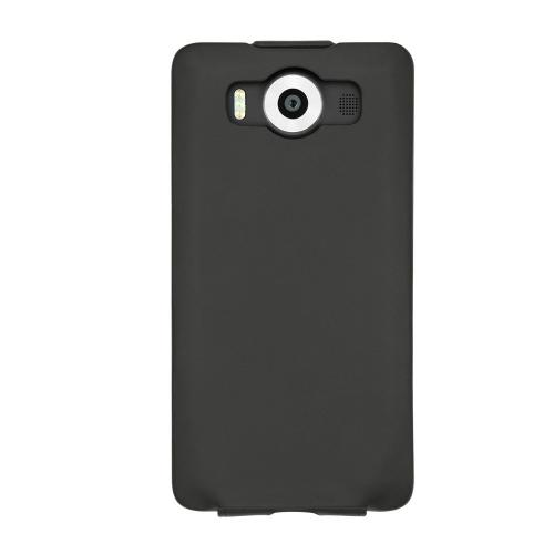 Lederschutzhülle Microsoft Lumia 950 - 950 Dual Sim