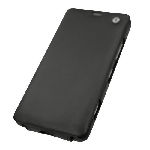 硬质真皮保护套 Microsoft Lumia 950 - 950 Dual Sim