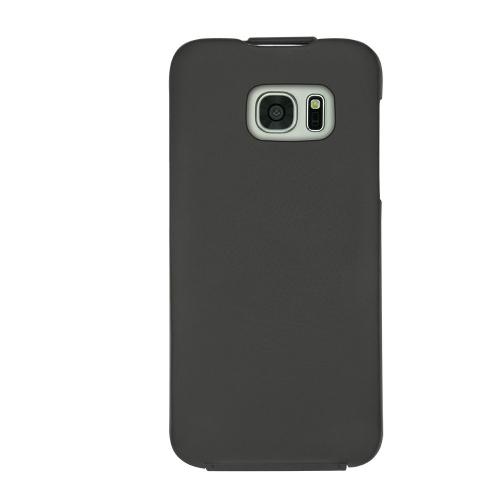 Funda de piel Samsung Galaxy S7 Edge