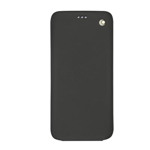 Capa em pele Samsung Galaxy S7 Edge