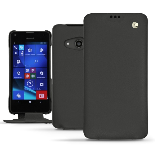 硬质真皮保护套 Microsoft Lumia 550 - 550 Dual Sim