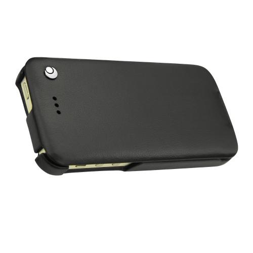 Apple iPhone SE leather case