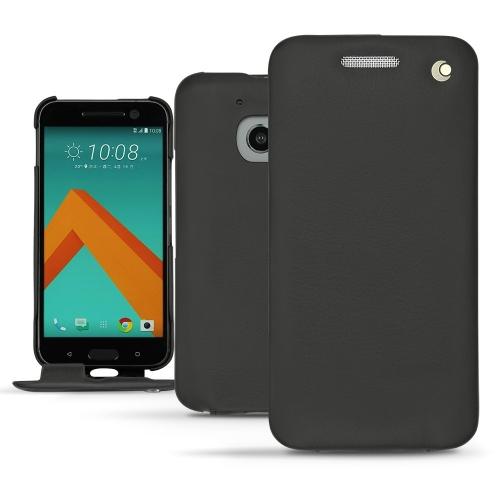 가죽 커버 HTC 10 - Noir ( Nappa - Black )