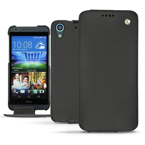 Housse cuir HTC Desire 626 - Noir ( Nappa - Black )