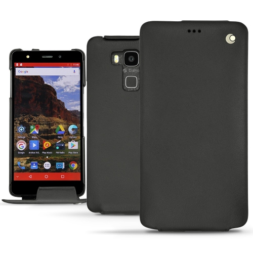 가죽 커버 Archos Diamond 2 Plus - Noir ( Nappa - Black )