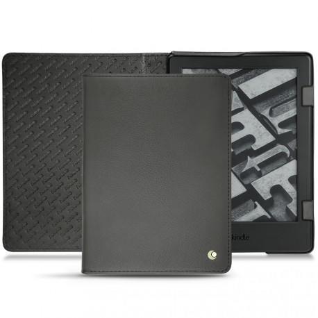 Housse cuir Amazon Kindle (2016) - Noir ( Nappa - Black )