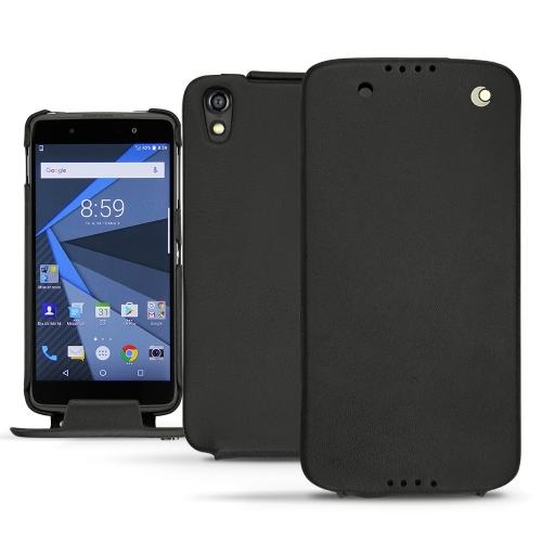 가죽 커버 Blackberry DTEK50 - Noir ( Nappa - Black )