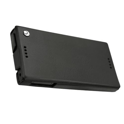 硬质真皮保护套 Sony Xperia X Compact