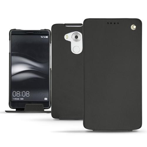 レザーケース Huawei Mate 8 - Noir ( Nappa - Black )