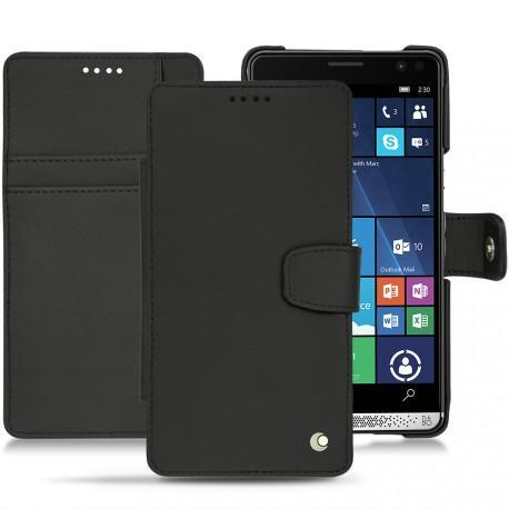 hp elite x3 prime leather case. Black Bedroom Furniture Sets. Home Design Ideas