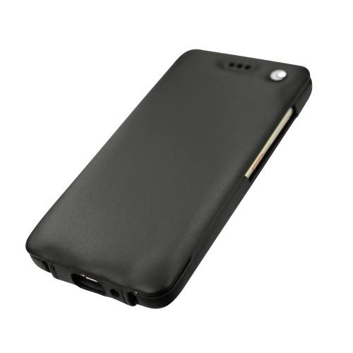Funda de piel Huawei Nova