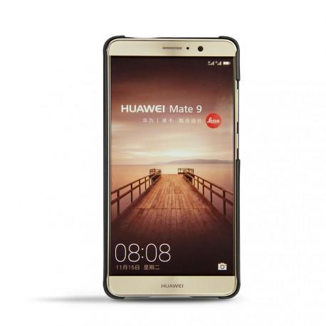 Coque cuir Huawei Mate 9 - Noir ( Nappa - Black )