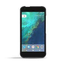 Coque cuir Google Pixel XL - Noir ( Nappa - Black )