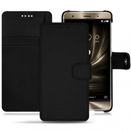 Custodia in pelle Asus Zenfone 3 Deluxe 5.7 ZS570KL - Noir PU