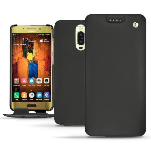 Housse cuir Huawei Mate 9 Pro - Noir ( Nappa - Black )