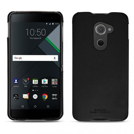 Housse cuir Blackberry DTEK60 - Noir PU