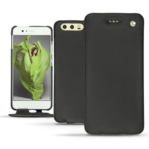Housse cuir Huawei P10 - Noir ( Nappa - Black )