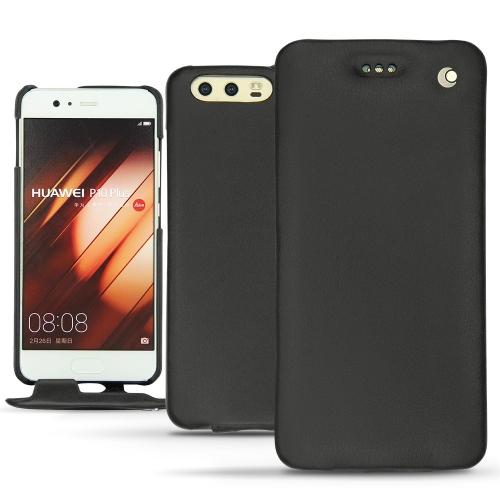 Housse cuir Huawei P10 Plus - Noir ( Nappa - Black )