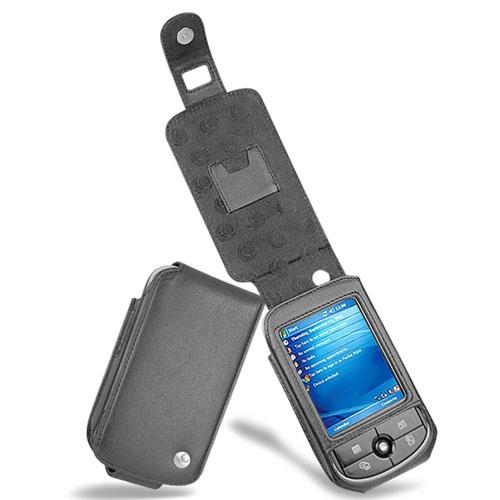 Housse cuir Acer C510 - C530  - Noir ( Nappa - Black )