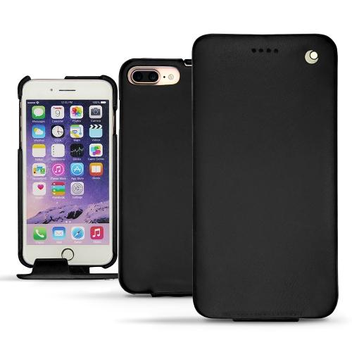 Funda de piel Apple iPhone 7 Plus - Noir ( Nappa - Black )