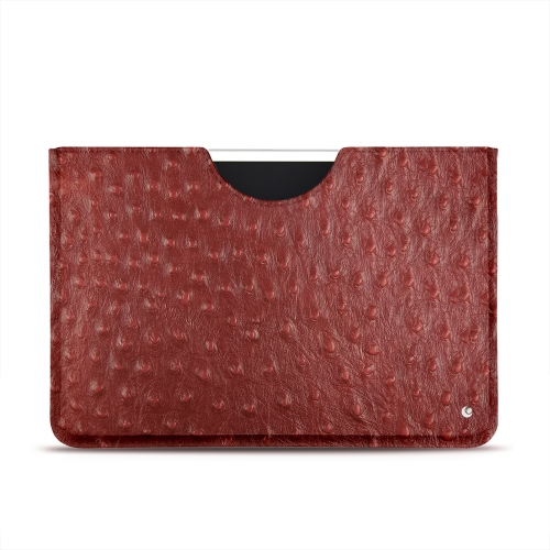 "Apple iPad Pro 12"" leather pouch"