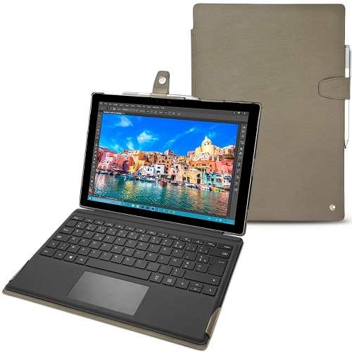 Housse cuir Microsoft Surface Pro 4