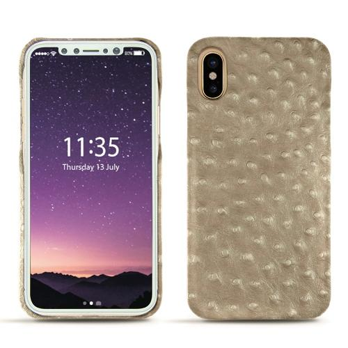 Coque cuir Apple iPhone 8