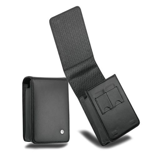 Housse cuir universelle pour appareils photo  - Noir ( Nappa - Black )