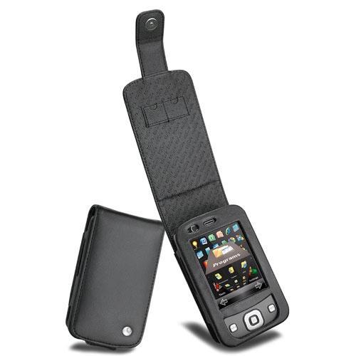 Housse cuir Eten Glofiish DX900 - Acer DX900  - Noir ( Nappa - Black )