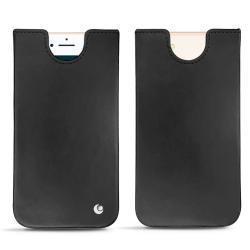 Pochette cuir Apple iPhone 7