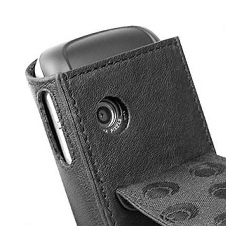 Housse cuir HTC S310 - HTC Oxygen - SPV C100 - Dopod 310