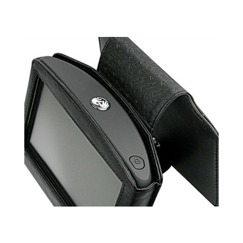 Housse cuir TomTom GO