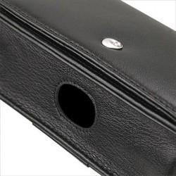 Etui cuir universel horizontal pour appareils photo