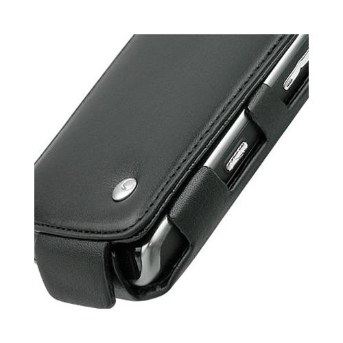 Housse cuir BlackBerry Storm 9500