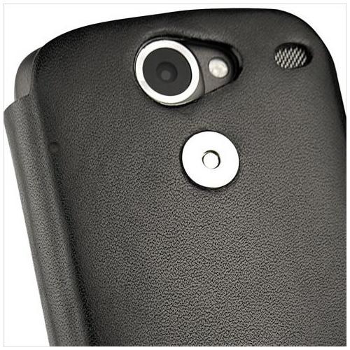 Housse cuir Google Nexus One
